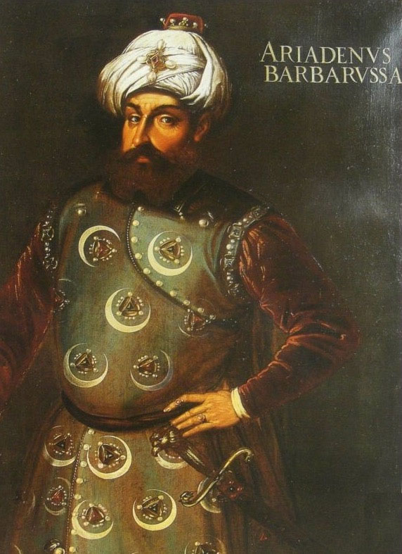 Barbarossa - Khair ad-Din