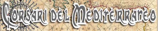 corsari del mediterraneo
